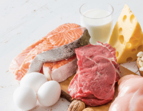 Vitamin B12 benefits come from animal products