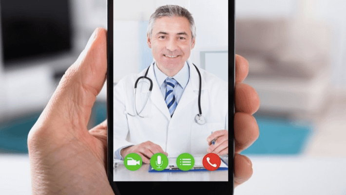 Successful telemedicine visit