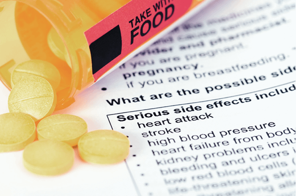 Polypharmacy can cause many side effects