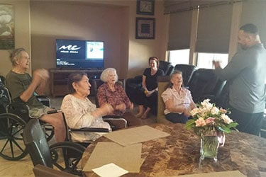 Our assisted Living home in Goodyear