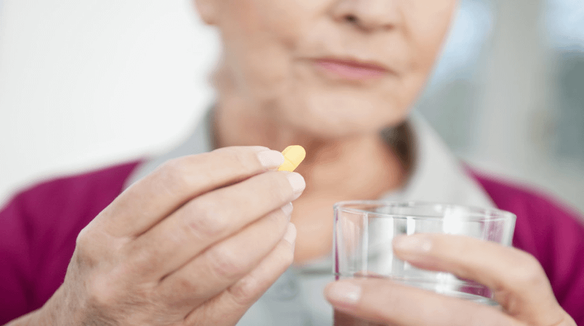 Senna Provides relief in tablet form
