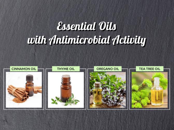 Essential Oils can help Lymes disease symptoms