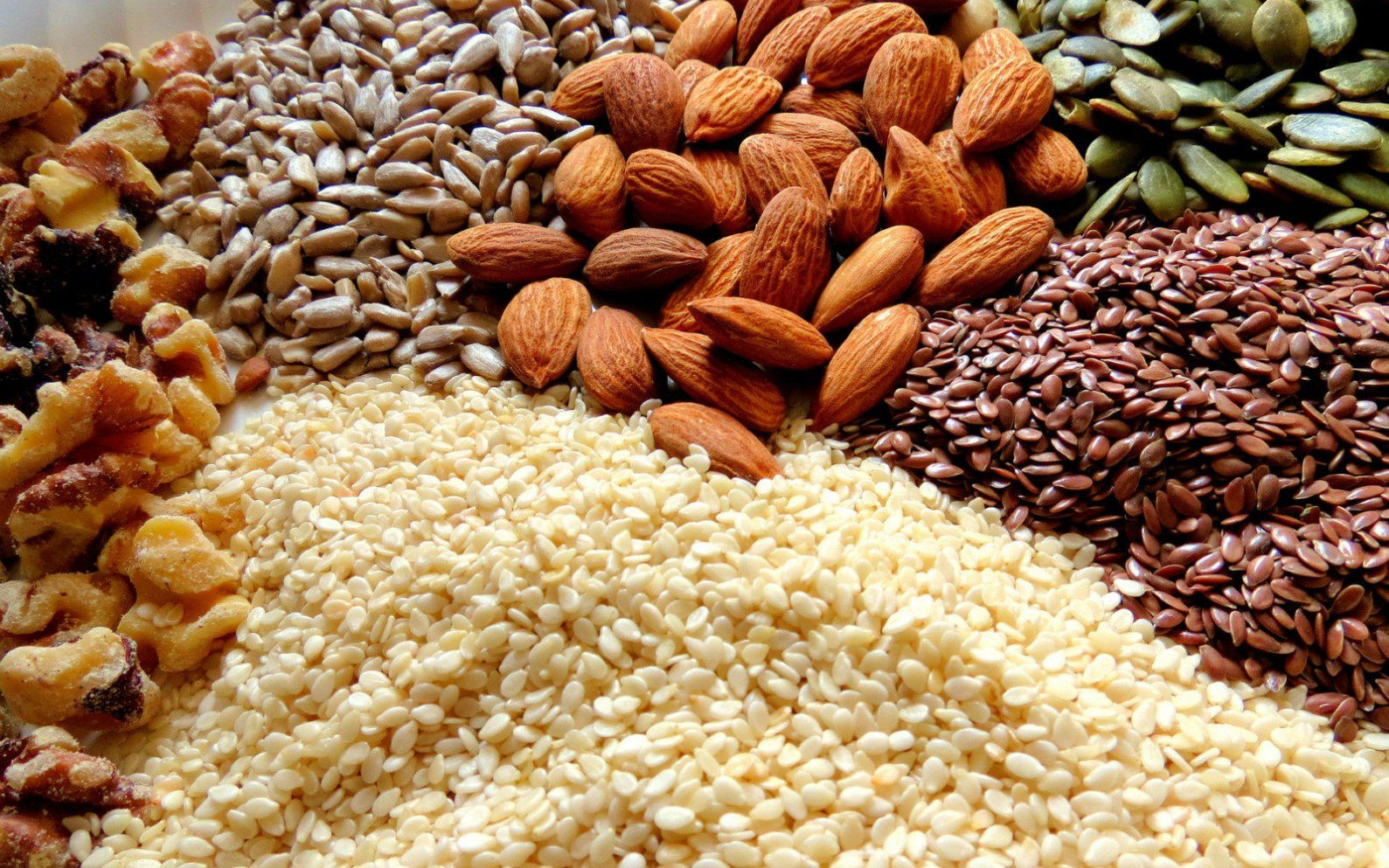 Nuts and seeds are one of the best cancer-fighting foods.