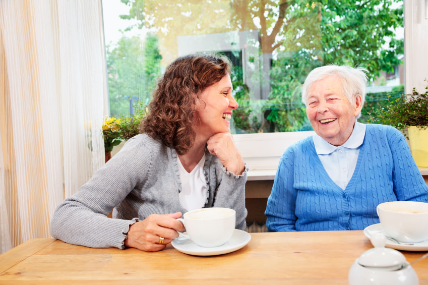 Staying social means you can avoid assisted living