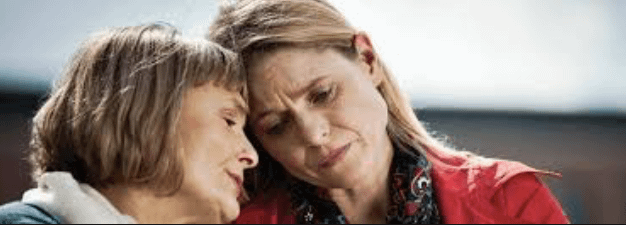 Sundowners Syndrome can stress caregivers