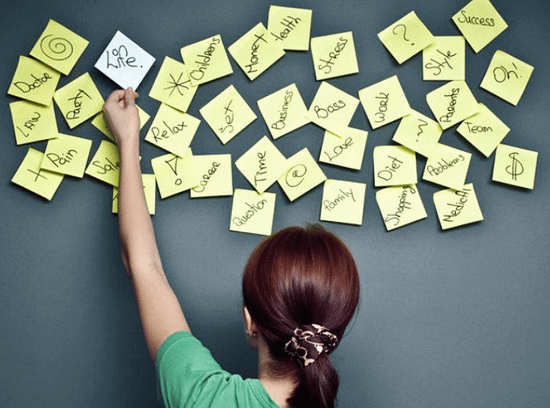 Becoming organized helps reduce caregiver burnout