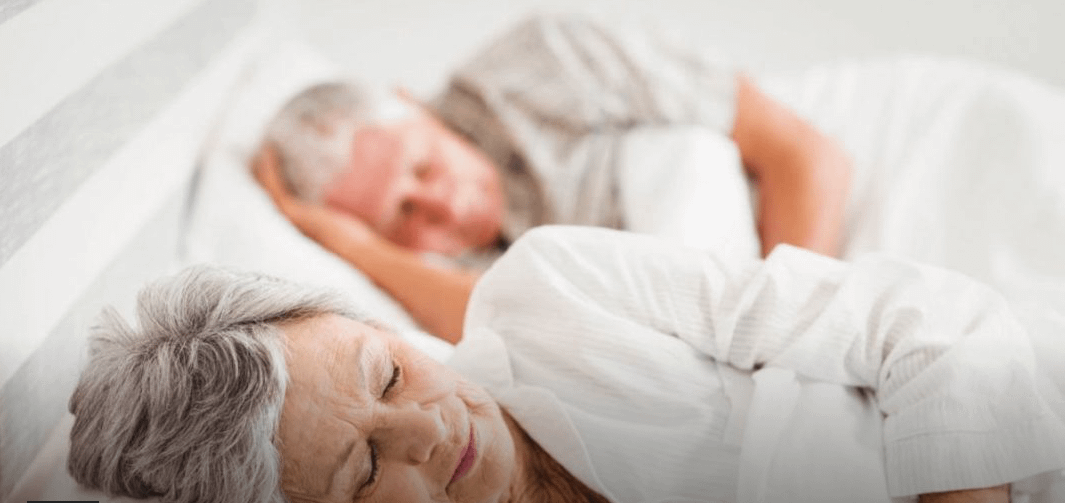 Sleep Deprivation is a real problem for the elderly
