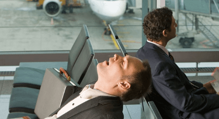 Chronobiology can study jet lag