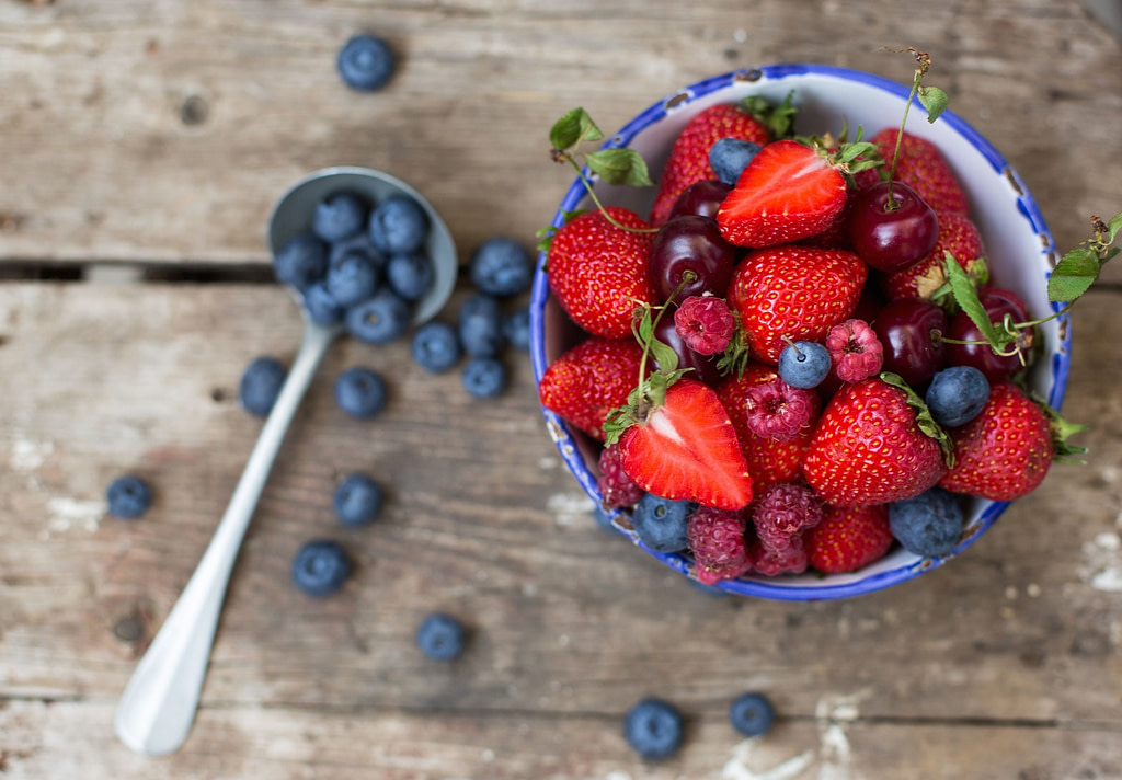 Berries are known to be one of the best cancer-fighting foods