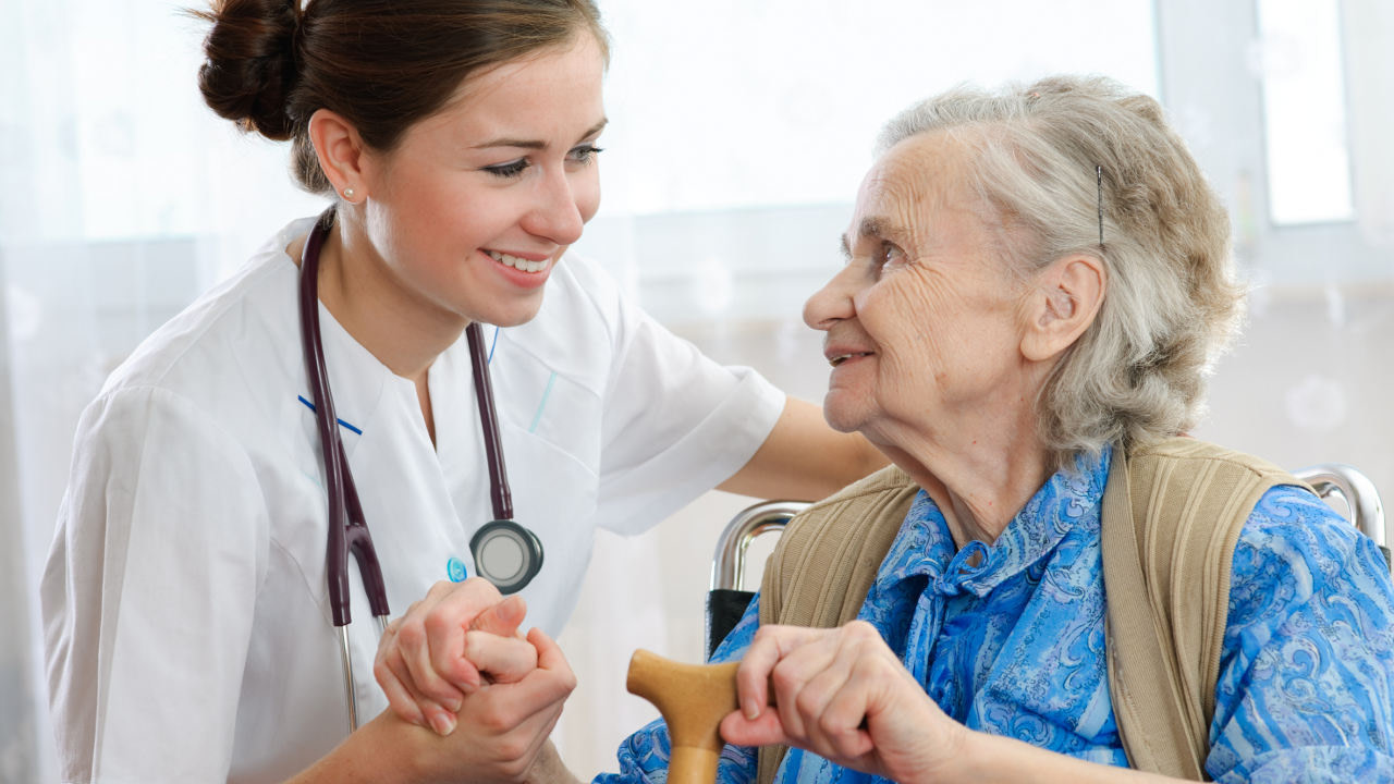 Memory care requires specially trained staff