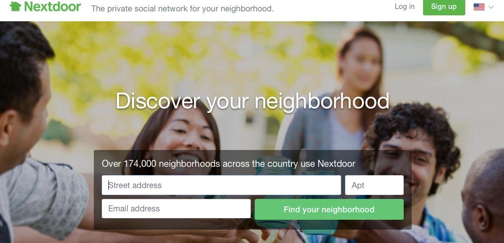 Avoid a nursing home with Next Door