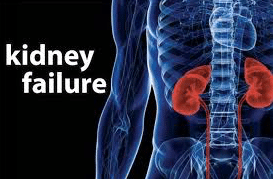 Kidney Failure can be devastating