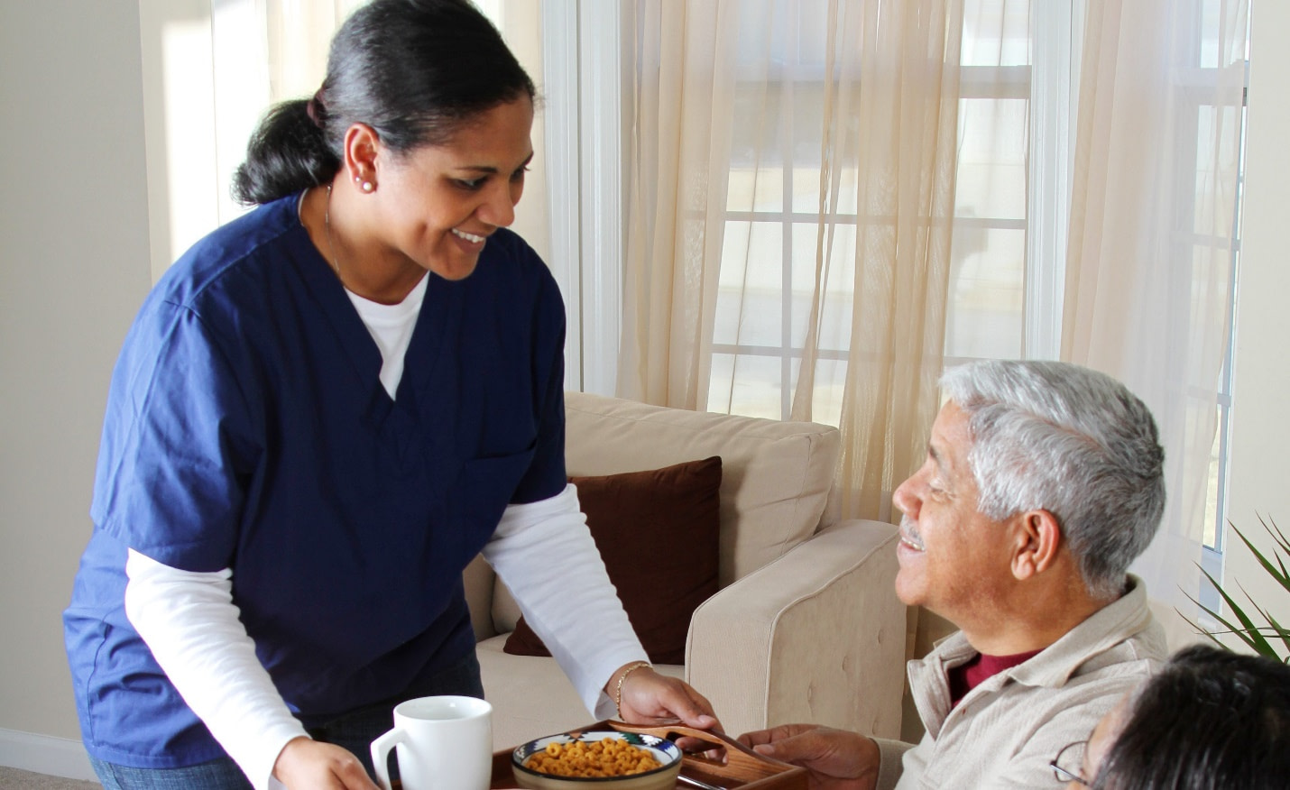 assisted living and Hospice caregivers can be some of the best in the business
