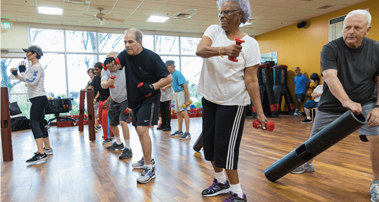 Exercise is important for Parkinsons