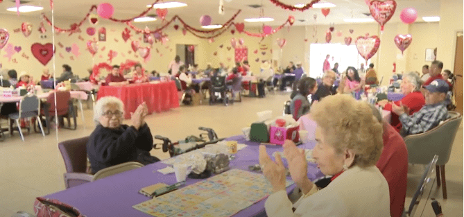 Adult Day Care Centers help seniors celebrate birthdays and holidays