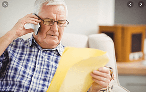 Seniors may fall prey to utility company scams
