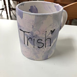 A Freshly-Painted mug from one of our Surprise assisted living residents