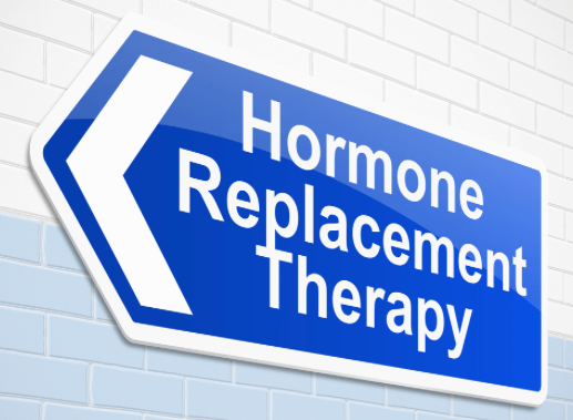 Hormone Replacement Therapy can cause problems with drug-induced nutrient depletion