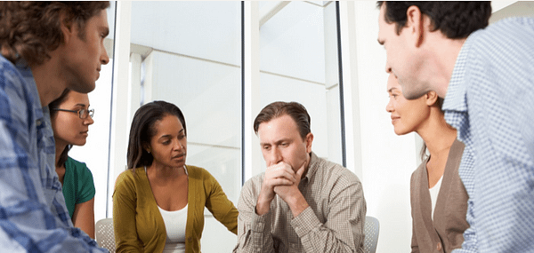 Support groups can help the burnout