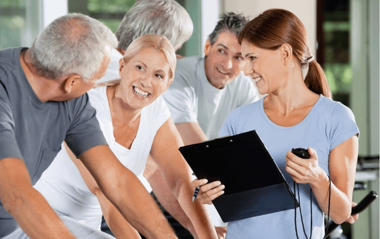Health coaches are very beneficial for seniors