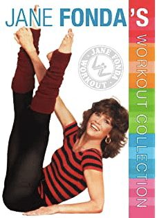 Jane Fonda's video are still good exercise for  people over 75