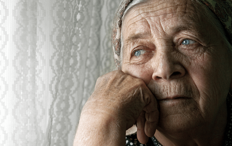 Depression in the elderly is growing