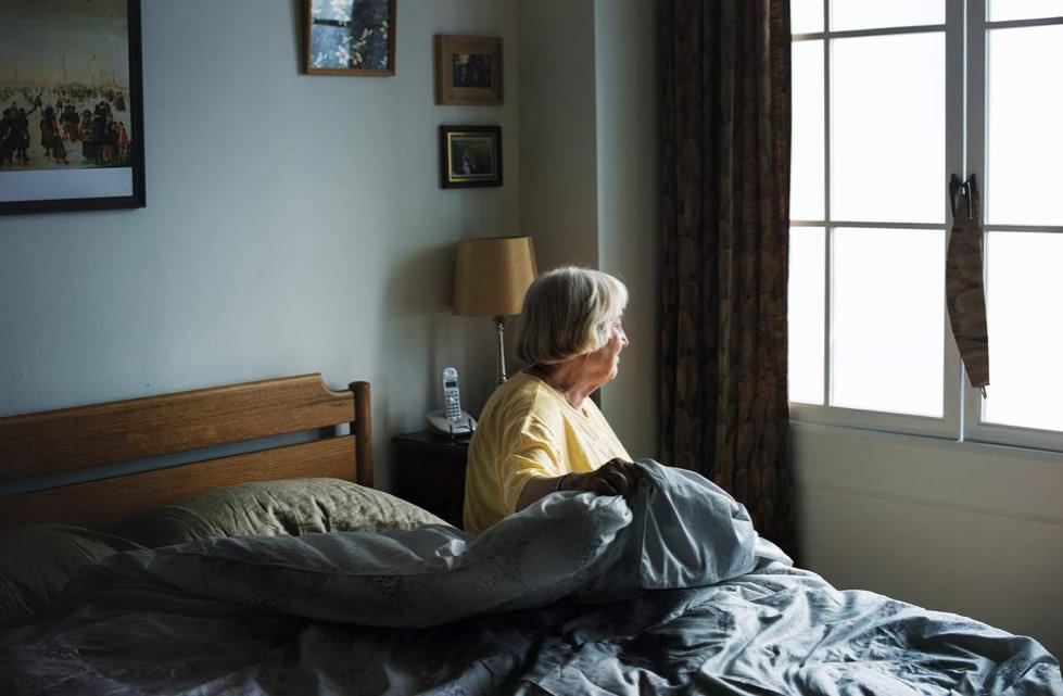Covid 19 has made many seniors feel lonely