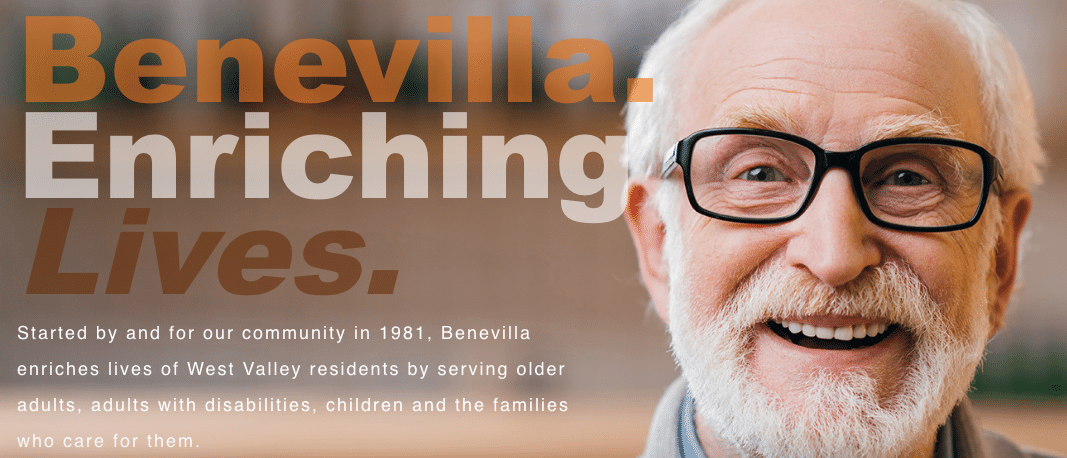 Benevilla is a great local senior resource
