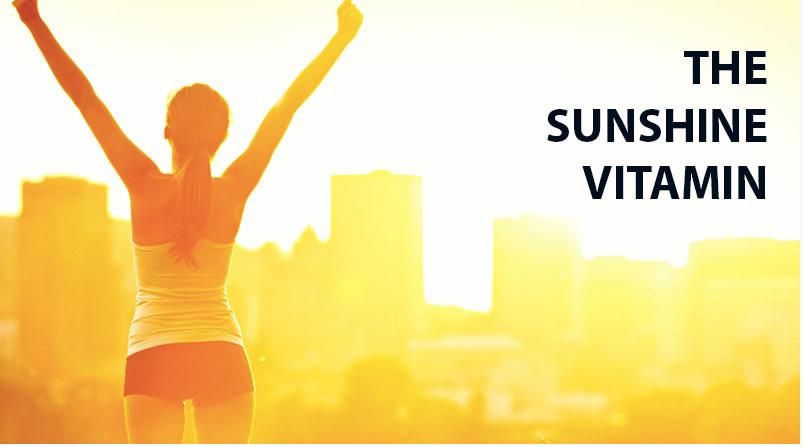 Vitamin D - the sunshine vitamin