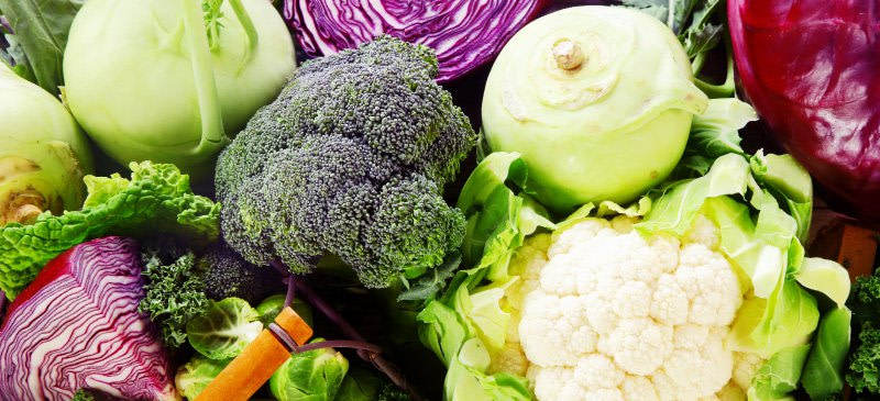 Cruciferous vegetables are effective in fighting cancer.