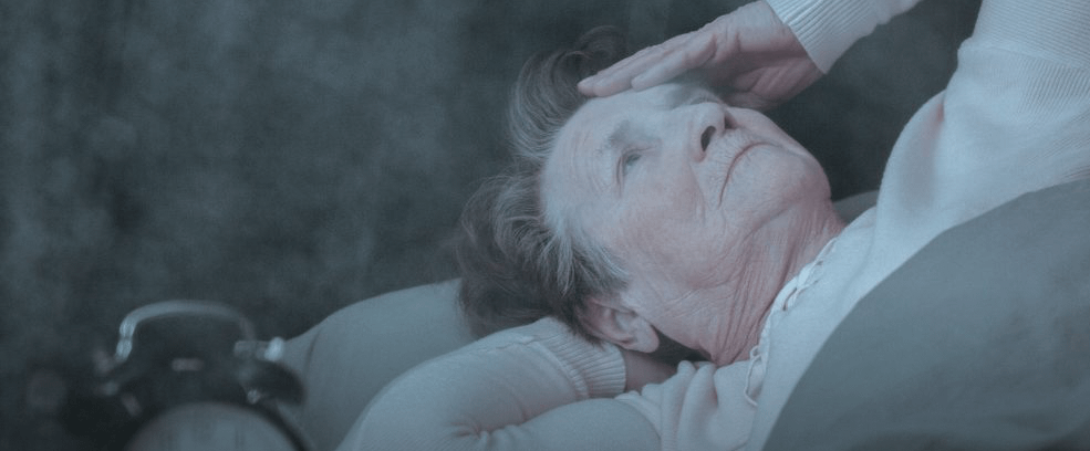 Sleep deprivation can lead to Alzheimer's