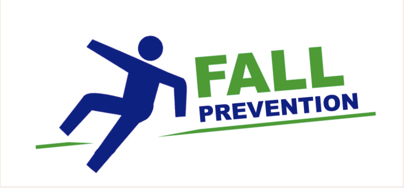 Fall prevention starts with health seniors