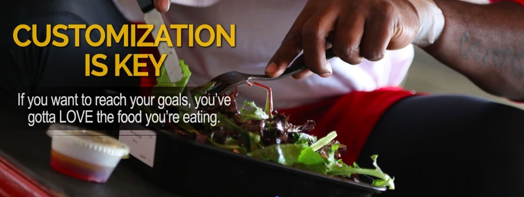 All Sunfare meals are customized to the seniors goals