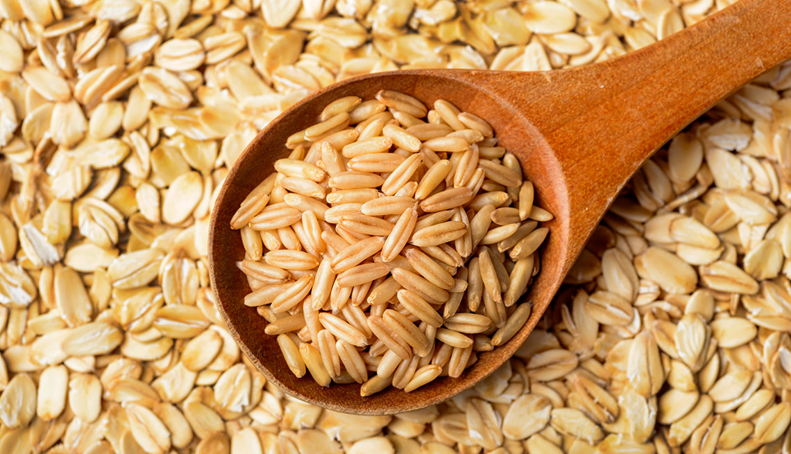 consume whole grains in a whole food plant based diet