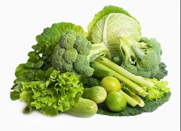 Green Leafy vegetables help prevent Alzheimer's