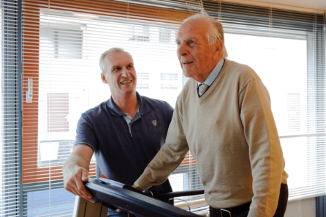 Exercise can help when you're living with Alzheimer's