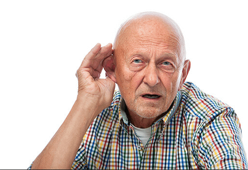 Hearing loss makes the lives of elderly tougher