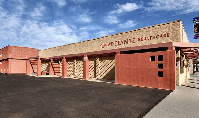 Adelante has a few clinics in the West Valley