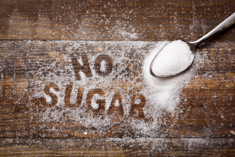 say no to sugar in a whole food plant based diet