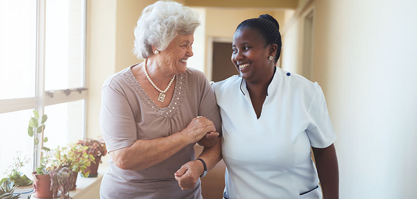 Memory Care homes can be wonderful