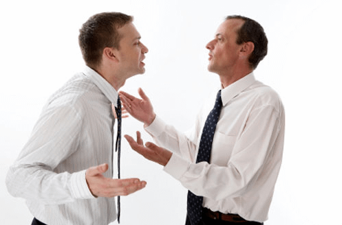 Arguing is a symptom of Intermittent Explosive Disorder